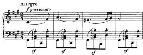 5 brahms danse hongroise n 5 en fa di se mineur 195 hits for Dans hongroise n 5