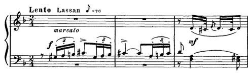 Franz liszt rhapsodie hongroise pour orchestre 2 6